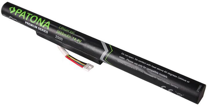Patona baterie pro LENOVO P500 2600mAh Li-Ion 14,4V Premium