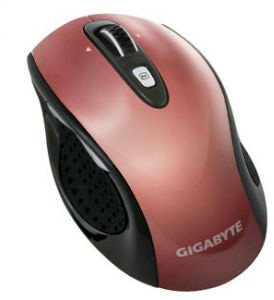 GIGABYTE GM-M7700, červená