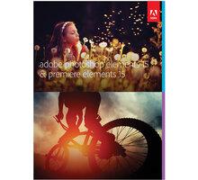 Adobe Photoshop & Premiere Elements 15 CZ - 65273435AD01A00