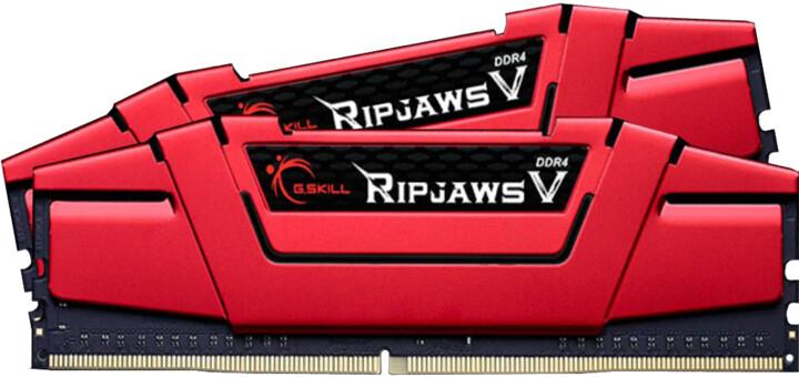 G.SKill RipjawsV 8GB (2x4GB) DDR4 3000MHz