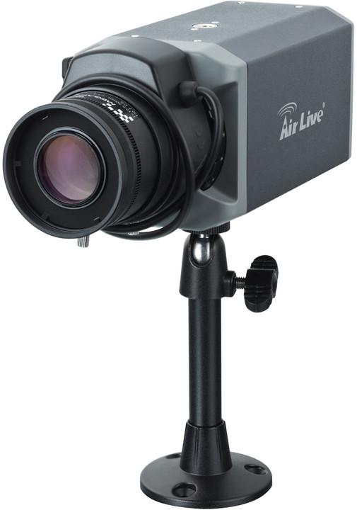 AirLive BC-5010, objektiv 2,8-12mm