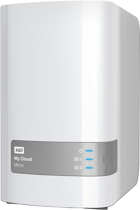 WD My Cloud Mirror 12TB (Gen 2)