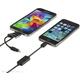Scosche Lightning a Micro USB SmartStrike I2M, černá