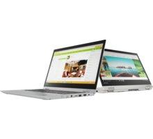 Lenovo ThinkPad Yoga 370, stříbrná - 20JH002MMC