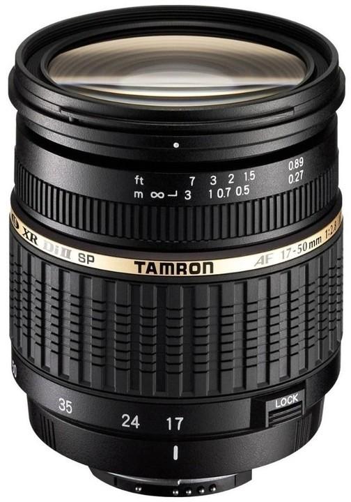 Tamron AF SP 17-50mm F/2.8 pro Nikon
