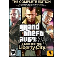 Grand Theft Auto IV Complete - PC - PC - 5026555057257
