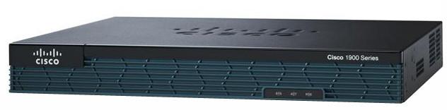 Cisco 1921 Modular router, CISCO1921/K9