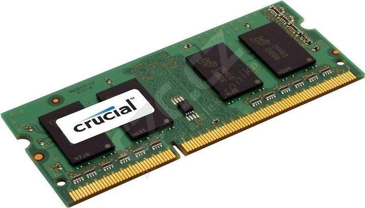 Crucial 4GB DDR3 1066 SO-DIMM