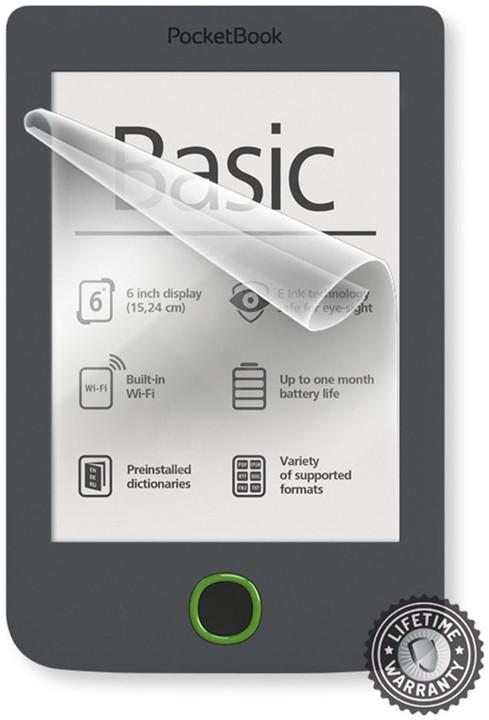 ScreenShield fólie na displej pro PocketBook 614 Basic 3