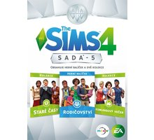 The Sims 4: Bundle Pack 5 (PC) - PC - 5030934121866