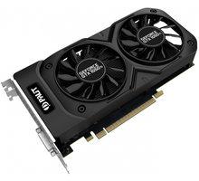 PALiT GeForce GTX 1050 Ti Dual OC, 4GB GDDR5 - NE5105TS18G1D