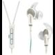 Bose QuietComfort 20 Apple, bílá/modrá