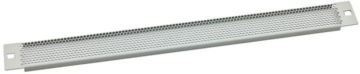 """Triton záslepka RAB-ZP-X45-A1, 5U, 19"""", plastový zámek"""