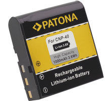 Patona baterie pro Casio, NP-40 1000mAh - PT1024