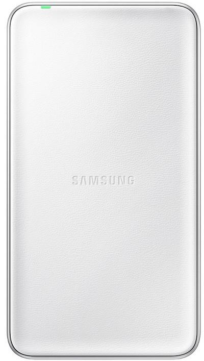 Samsung podložka pro bezdrátové nabíjení EP-PN915I, bílá