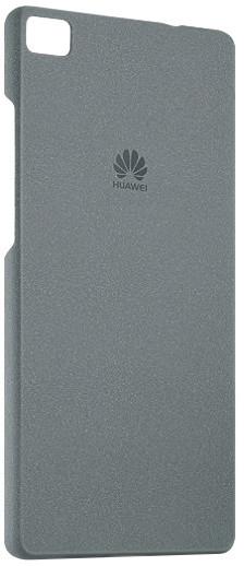 Huawei Protective 0,8mm pouzdro pro P8 , šédá