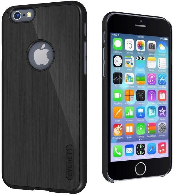 Cygnett pouzdro Urban Shield pro iPhone 6 Plus - Aluminium černá
