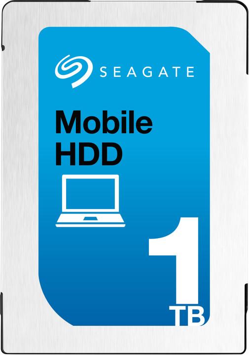 Seagate Mobile - 1TB