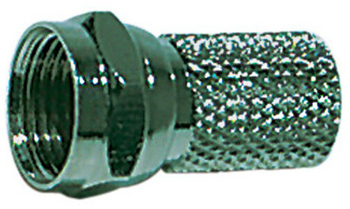 Zircon F konektor 5 mm, šroubovací