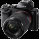 Sony Alpha 7 + 28-70mm  + Slevový poukaz na nákup objektivu Sony v ceně 3000 Kč (platnost do 31.12.2017) + 2 500 Kč zpět od Sony