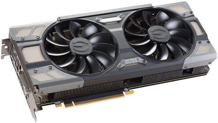 EVGA GeForce GTX 1070 FTW GAMING ACX 3.0, 8GB GDDR5