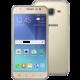 Samsung Galaxy J5, Dual SIM, zlatá  + Zdarma SIM karta Relax Mobil s kreditem 250 Kč