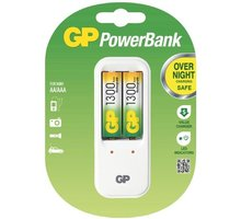 GP Power Bank 410 + 2AA NiMH 1300mAh - 1604141000