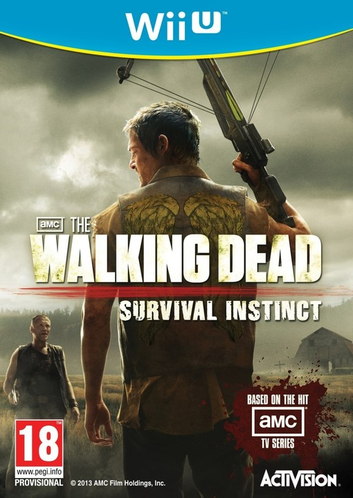 The Walking Dead: Survival Instinct (WiiU)