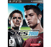 Pro Evolution Soccer 2008 (PS3) - 4012927050293
