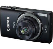Canon IXUS 265 HS, černá