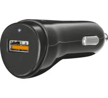 Trust Ultra Fast USB Car Charger with QC3.0 and auto-detect - 21819