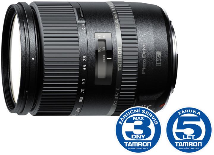 Tamron 28-300mm F/3.5-6.3 Di PZD pro Sony