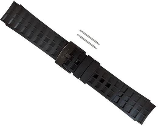 Suunto Elementum Terra strap kit all black rubber