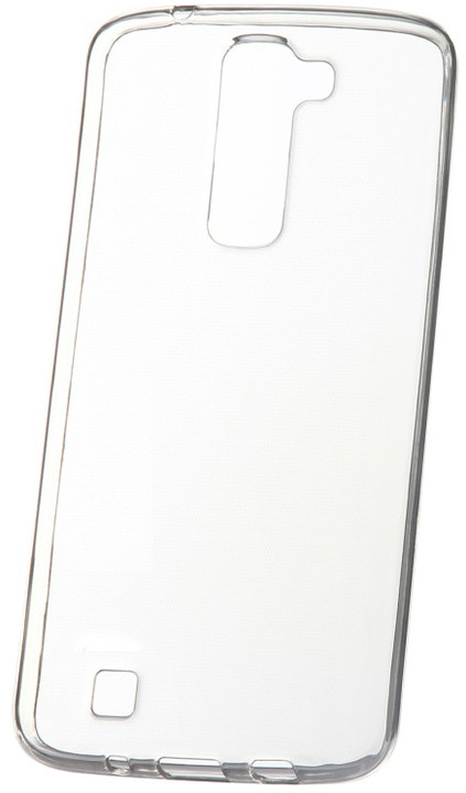 CELLY Gelskin pouzdro pro LG K10, bezbarvé
