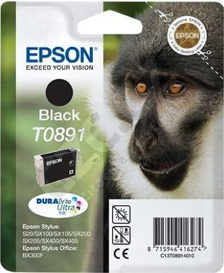 Epson C13T08914010, černá