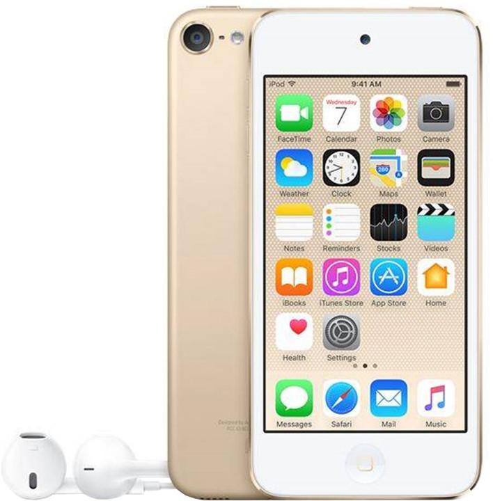Apple iPod touch - 128GB, zlatá, 6th gen.