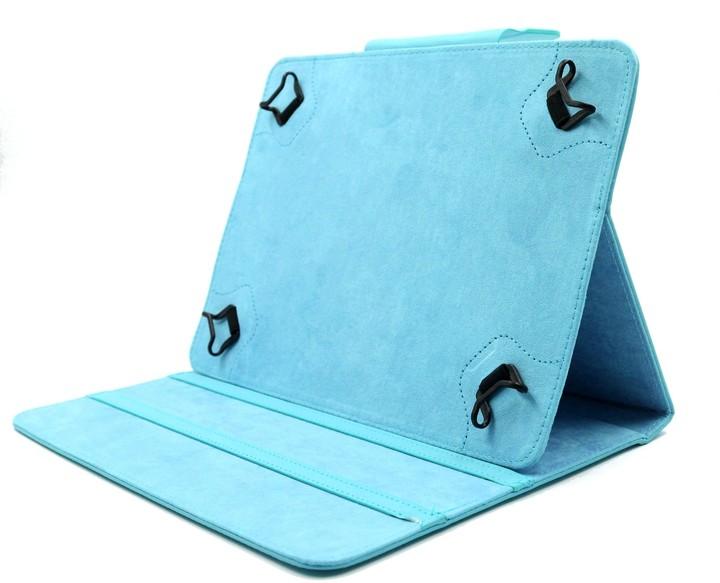 """C-TECH PROTECT univerzální pouzdro pro 9,7-10,1"""", NUTC-04, modrá"""