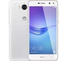 Huawei Y6 2017, Dual Sim, bílá - SP-Y617DSWOM