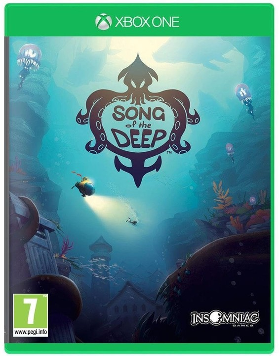 Song of the Deep (Xbox ONE)