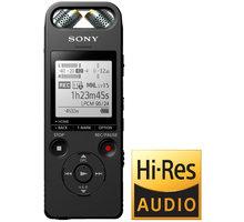 Sony ICD-SX2000, 16GB, černá - ICDSX2000B.CE7