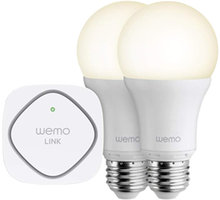 Belkin WeMo LED Lighting Starter Set - F5Z0489vf