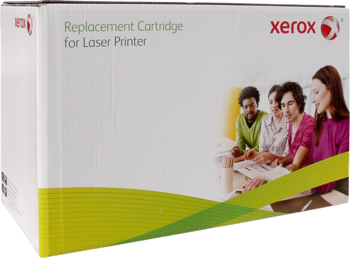 Xerox alternativní toner pro Toshiba T-1350 ED1340, černá