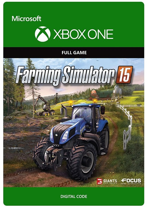 Farming Simulator 15 (Xbox ONE) - elektronicky
