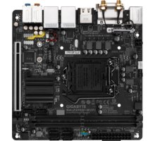 GIGABYTE Z270N-WIFI - Intel Z270 - GA-Z270N-WIFI