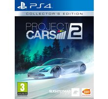 Project CARS 2 - Collector's Edition (PS4) + Čepice Project CARS 2