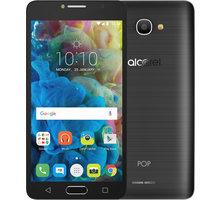 ALCATEL OT-5095K POP 4s, šedá - 5095K-2DALE11 + Zdarma SIM karta Relax Mobil s kreditem 250 Kč