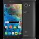 ALCATEL OT-5095K POP 4s, šedá  + Zdarma SIM karta Relax Mobil s kreditem 250 Kč