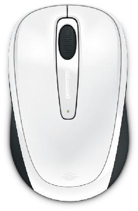 Microsoft Mobile Mouse 3500, bílá