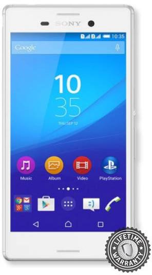 Screenshield sklo na displej pro Sony Xperia M4