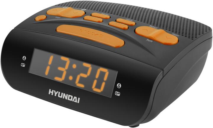 Hyundai RAC 518 PLLBO, černá/oranžová